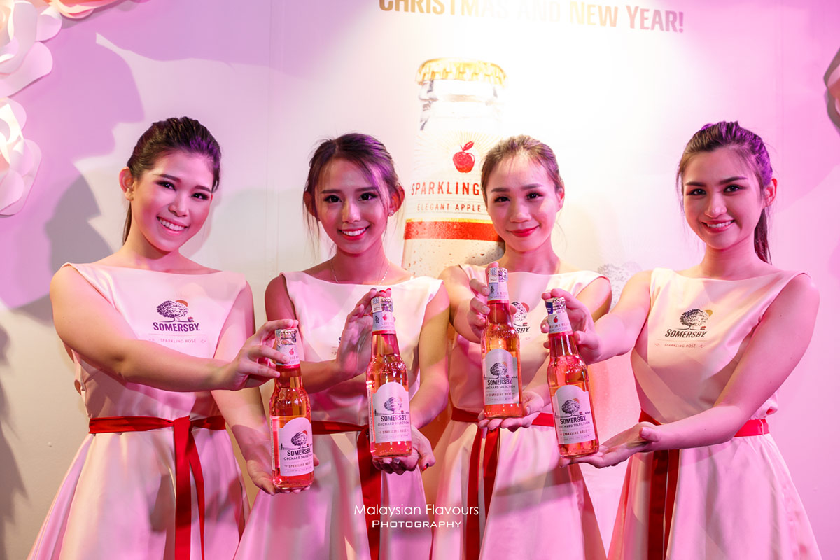 Limited Edition Somersby Sparkling Rosé