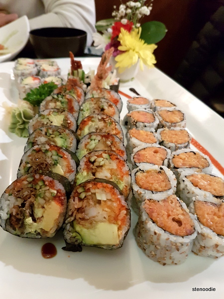 ToNe sushi roll sets