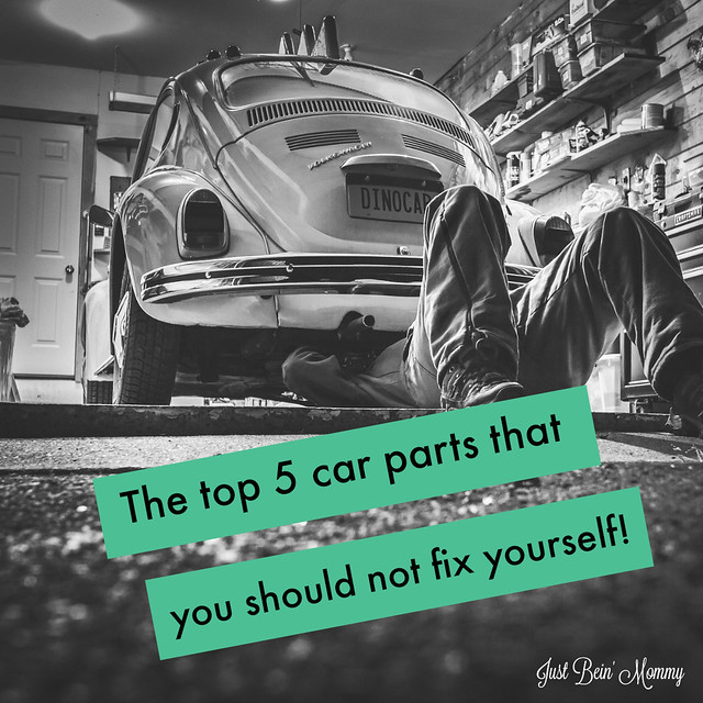 top 5 car parts