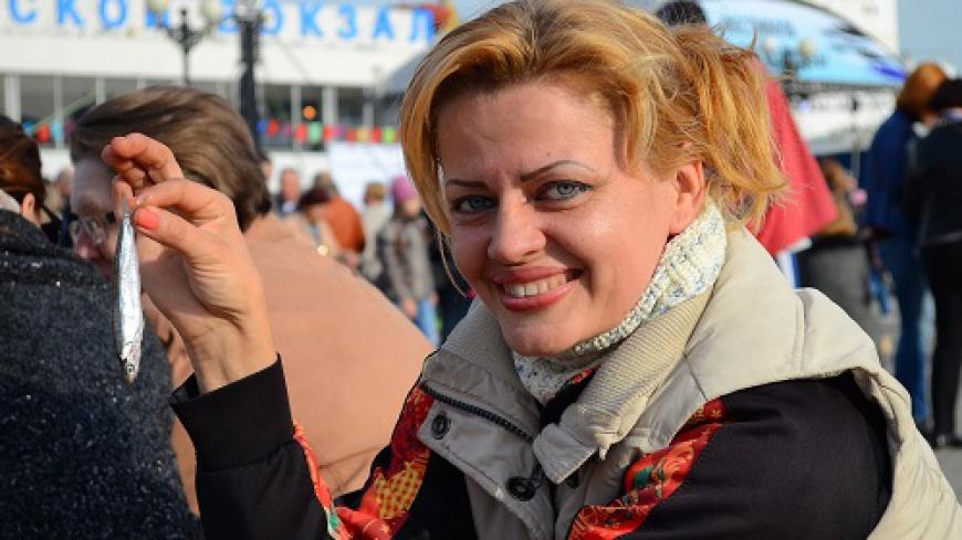Фестиваль черноморской рыбы «Хамса» станет ежегодным