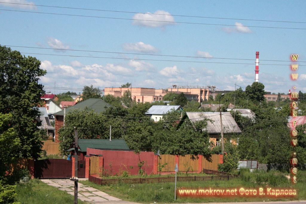 Город Серпухов фотозарисовки