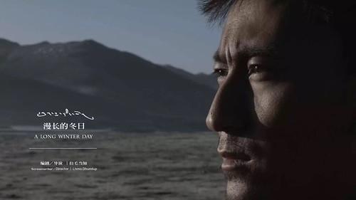 Largo día de invierno cine tibetano