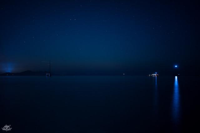 La noche de Mallorca