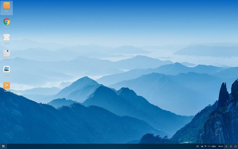 Huawei Mate 10 Pro - Desktop Mode