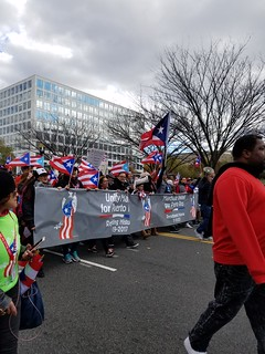 Unity March for Puerto Rico