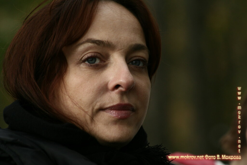 Марина Большакова.