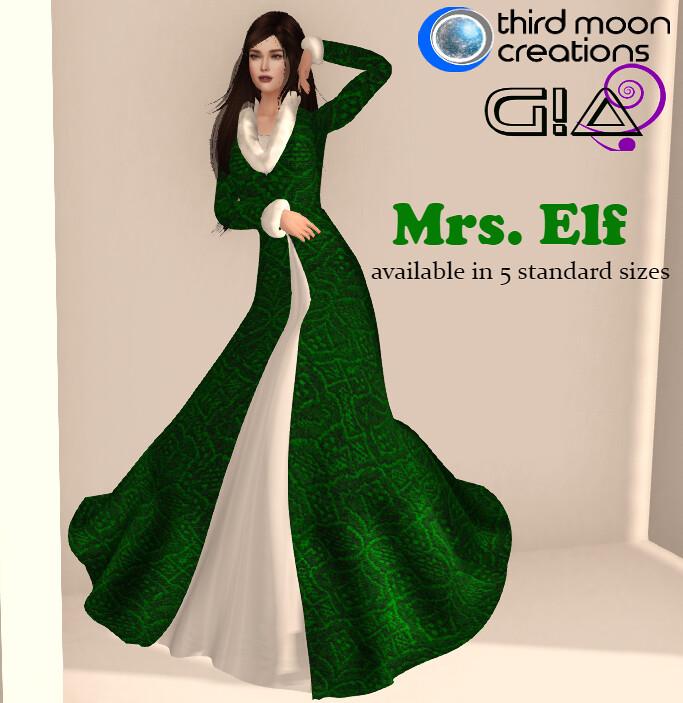 Mrs Elf vendor