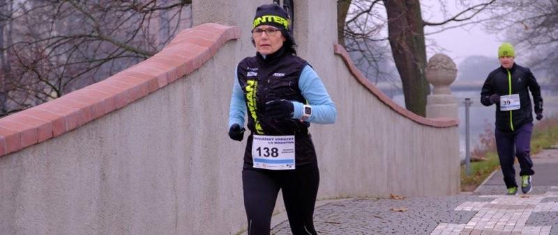 Veteránka začala před sedmi lety sto metry běhu, v říjnu dala ironmana Wintermana