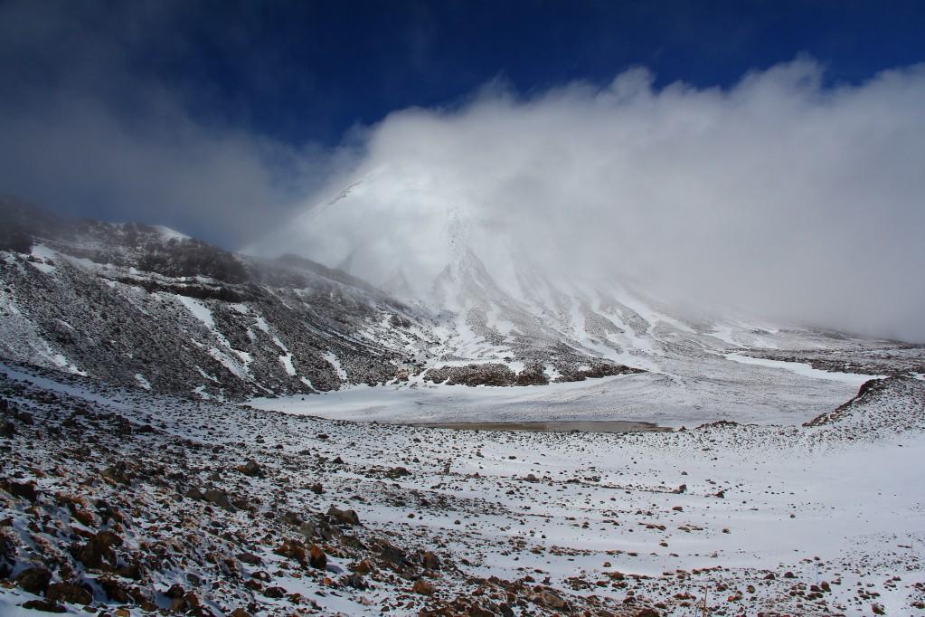 Трек Тонгариро, часть первая - к жерлу вулкана Ородруин вслед за Фродо и Сэмом