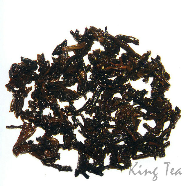 2007 TAE TEA DaYi 7672 Cake  YunNan Menghai  Puerh Ripe Cooked Tea Shou Cha