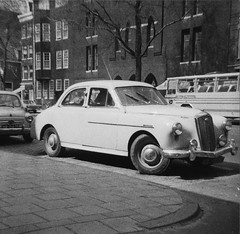 Wolseley 4/44 1955