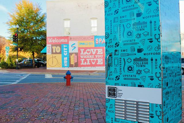 HUB-BUB Electric Art Project