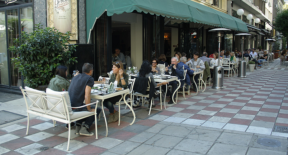 Leuke restaurants in Thessaloniki, tips van een local | Mooistestedentrips.nl