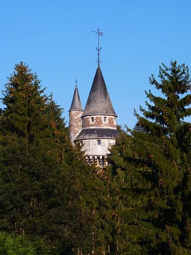 Château de Faulx-les-Tombes