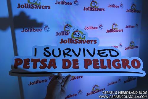 I Survived Petsa De Peligro Placards 2