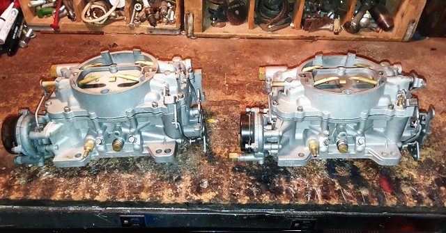 429 New Carburetor  | Cadillac Forums