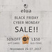 elua 2017BLACK FRIDAY SALE