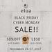 elua 2017BLACK FRIDAY SALE
