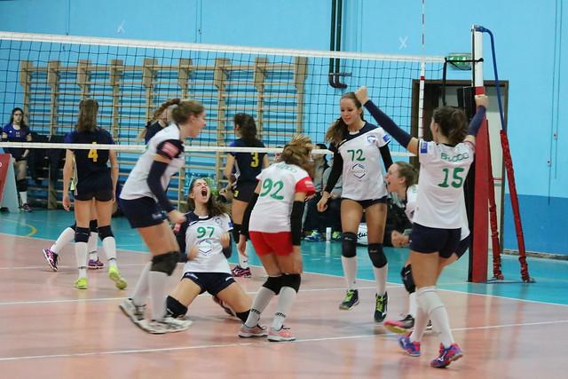 U16 Bianca 2 Dicembre 2017 Bracco Pro Patria  - Volley Segrate 3 - 2