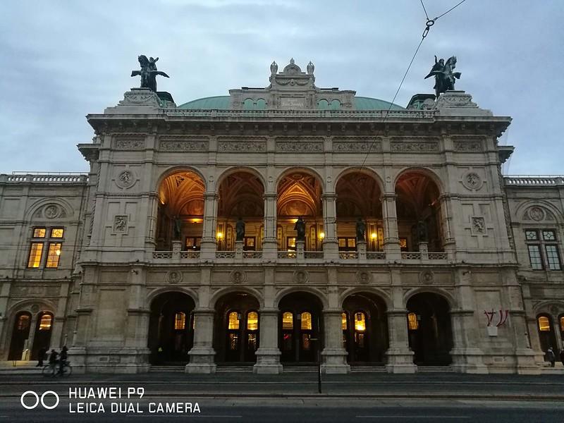 2017 Europe Vienna Opera House 01