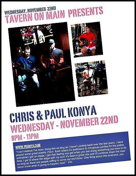 Paul Konya 11-22-17