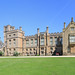 Newstead Abbey, side view
