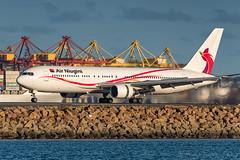 P2-PXW Air Niugini Boeing 767-383(ER) 34L SYD/YSSY