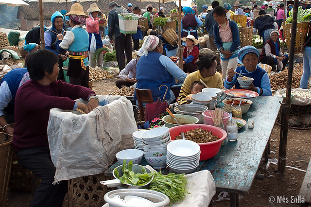 Mercado de Shaping en Dali