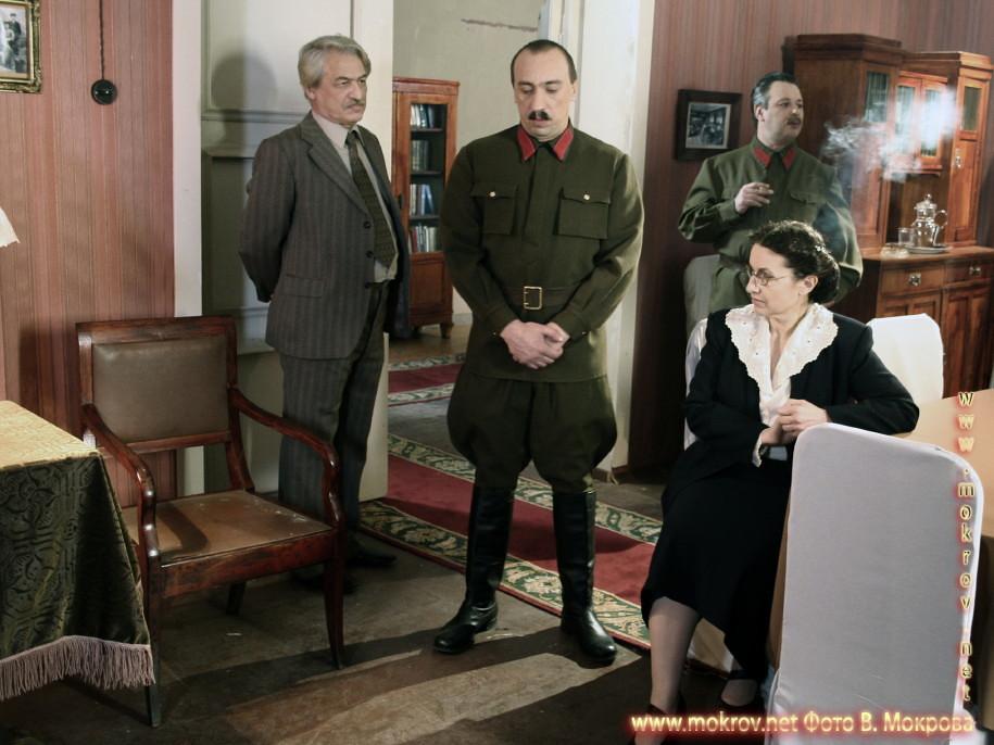 На съемках худ. фильма «Светлана» с фотокамерой