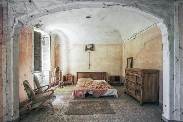 Indiana Jones bedroom