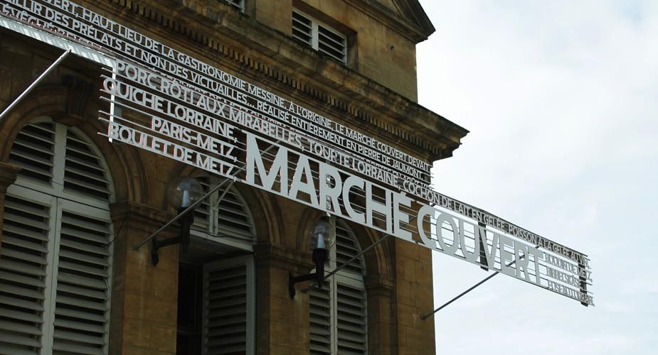 Bezienswaardigheden Metz, Marche Couvert | Mooistestedentrips.nl