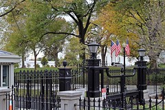 The White House - Washington DC - USA 2016