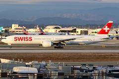 Swiss | Boeing 777-300ER | HB-JNA | Los Angeles International