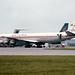 Douglas DC-8 Srs. 61CF N8955U Gatwick 12-6-71