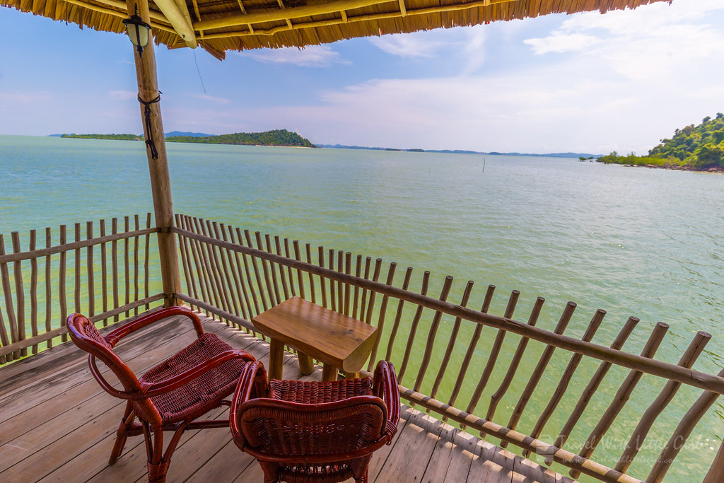 Telunas Beach Resort, The Balcony View