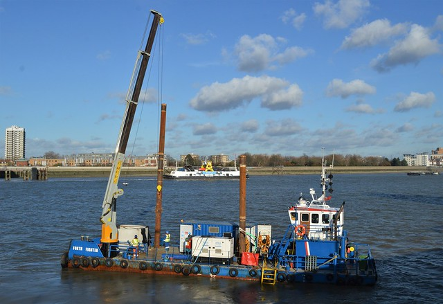 Forth Fighter (6) @ Woolwich Reach 25-11-17