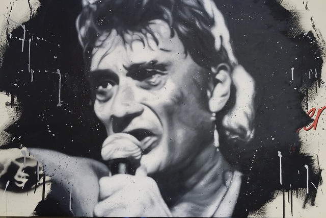 Johnny Hallyday painted portrait DXO_1382DXO_1379