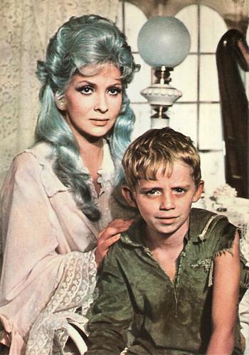 Gina Lollobrigida and Andrea Balestri in Le avventure di Pinocchio (1972)