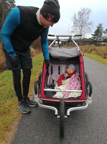 barnvagn kungsängen
