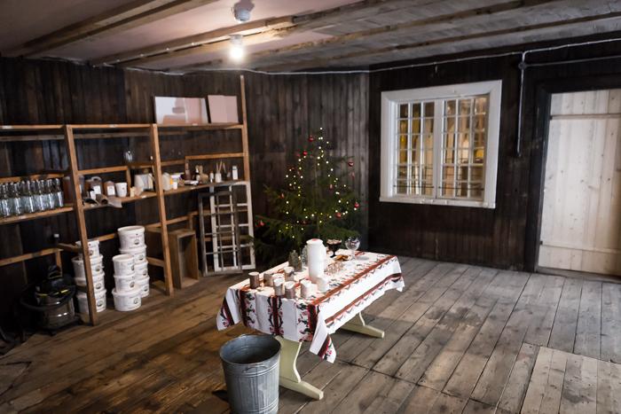 strömforsin ruukin joulu 2017 ruukki ruotsinpyhtää maalikauppa roseborg perinnerakentaminen kauppa _