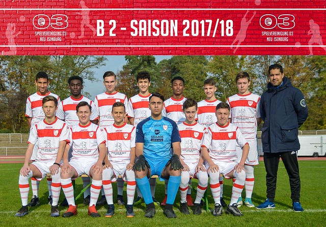 B 2 Saison 2017/18