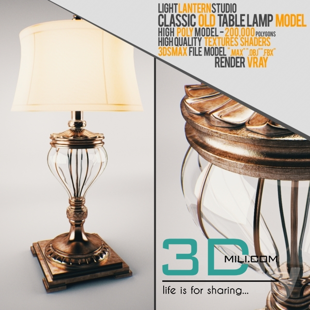 35 classic old table lamp 3d mili download 3d model free 3d classic old table lamp 3d mili download 3d model free 3d models 3d model download aloadofball Image collections