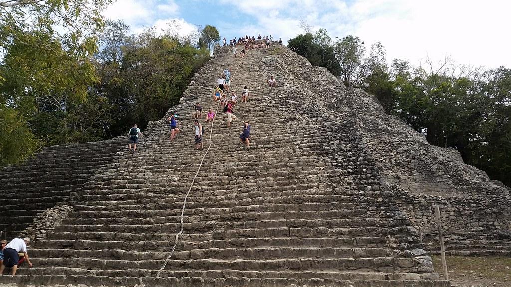 Nohoch Mul Coba, Meksyk