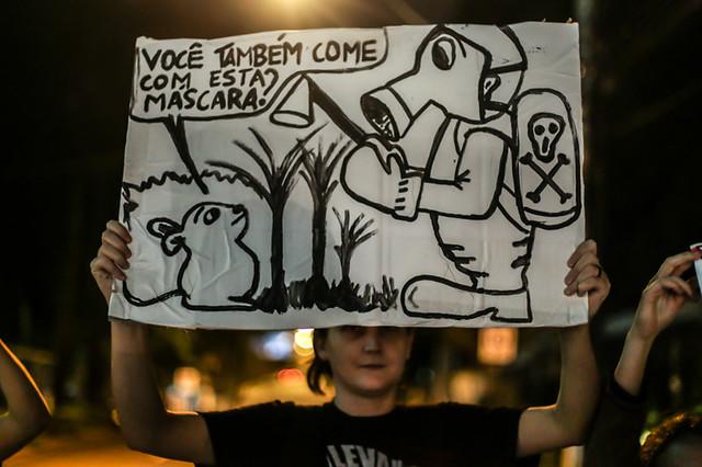 É importante lembrar que está em curso o processo de compra da Monsanto, dos EUA, pela Bayer, da Alemanha. - Créditos: Guilherme Santos/Sul21