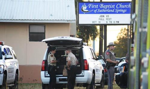 26 killed in US church shooting and killing the attacke