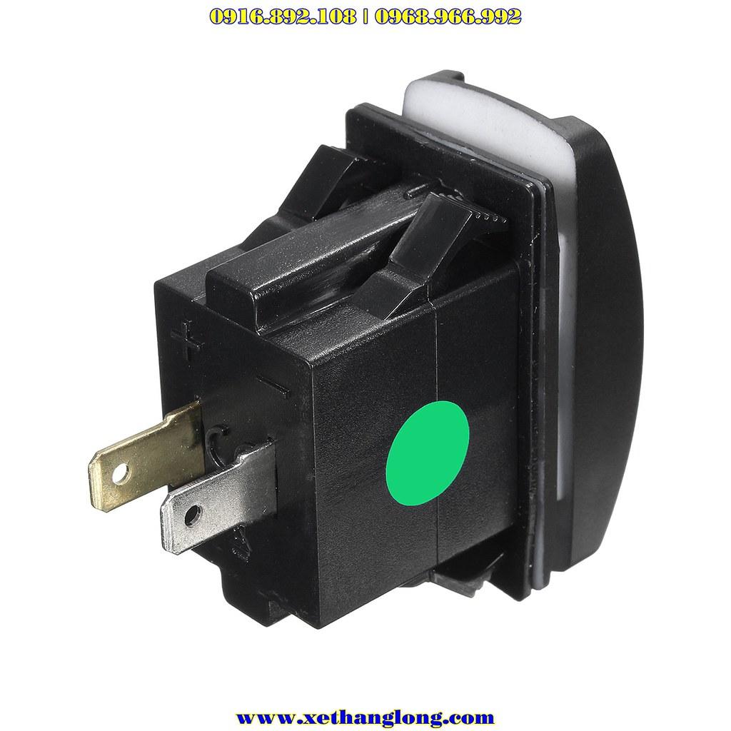 Chân nối điện tiện dụng, dễ dàng hàn hoặc nối dây nguồn