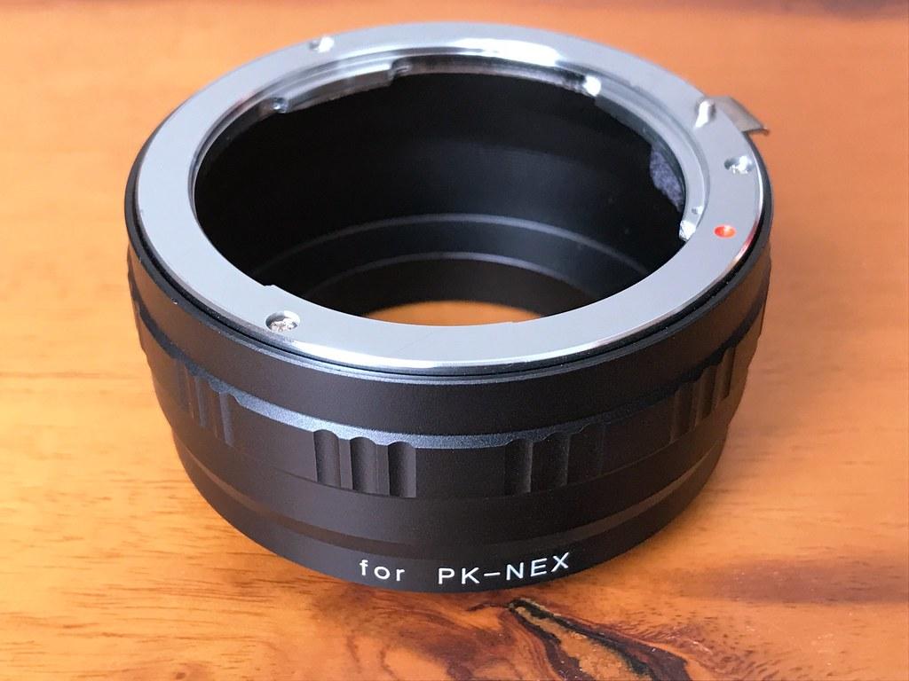 PK-NEX adapter