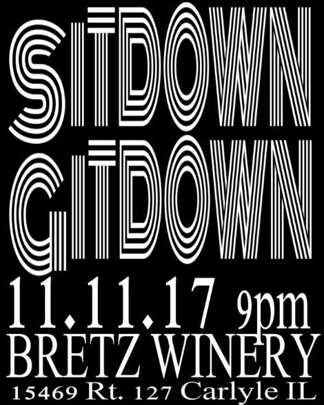 Sitdown Gitdown 11-11-17