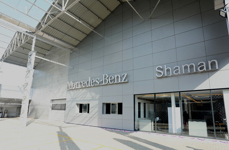 Mercedes-Benz-newly-opened--state-of-art-workshop-by-Shaman-Wheels-in-Goregaon-East,-Mumbai