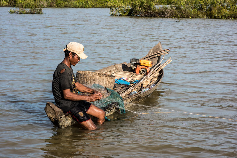 Water for fish: Sustainable inland fisheries | FISH CRP